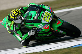 Andrea Iannone, Assen 2010