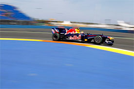 Mark Webber, Red Bull, European GP