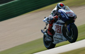Jorge Lorenzo, Yamaha, Assen 2010