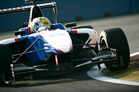Nico Muller, Jenzer Motorsport, GP3 Valencia, 2010