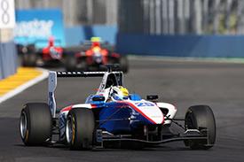 Nico Muller triumphed in GP3