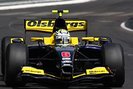 Marcus Ericsson took his first GP2 win