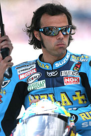 Loris Capirossi, Suzuki, Assen 2010