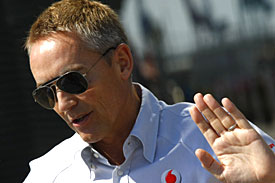 Martin Whitmarsh, McLaren, Valencia 2010