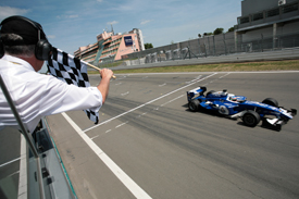 Alvaro Parente wins for Porto at the Nurburgring