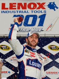 Jimmie Johnson wins at Loudon