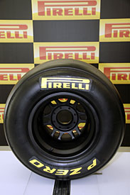 Pirelli will be F1's supplier from next year