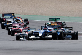 Superleague Formula at the Nurburgring