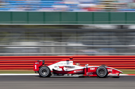 Jules Bianchi, ART, Silverstone 2010