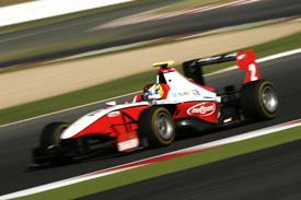 Esteban Gutierrez, ART, Silverstone