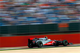 Lewis Hamilton, McLaren, British GP