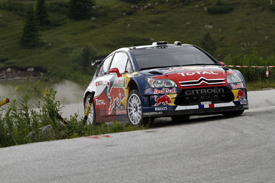 Sebastien Loeb, Citroen, Bulgaria 2010