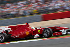 Felipe Massa, Ferrari, British GP