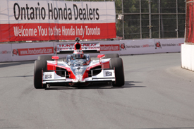 Ryan Hunter-Reay, Andretti Autosport, Toronto 2010