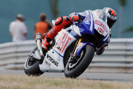 Jorge Lorenzo, Yamaha, Sachsenring 2010