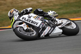 Randy de Puniet, LCR Honda, Sachsenring