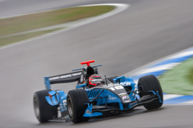Max Chilton, Ocean, Hockenheim