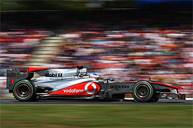 Jenson Button, McLaren, German GP