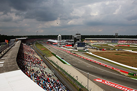 Race day at Hockenheim