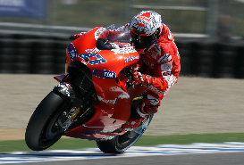 Casey Stoner US Grand Prix