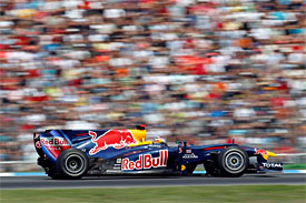Sebastian Vettel, Red Bull, German GP