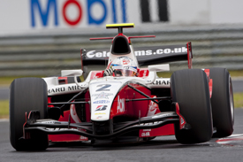 Sam Bird, ART, Hungaroring 2010