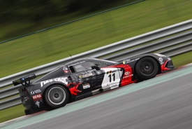 Mad-Croc Corvette, Spa 2010