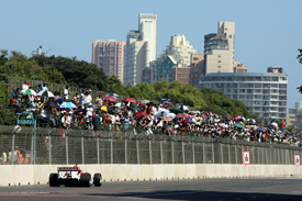 A1GP in Durban