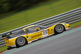 Phoenix/Carsport Corvette, Spa 2010