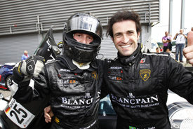 Frank Kechele and Ricardo Zonta win at Spa