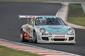 Tandy dominated an eventful Supercup race