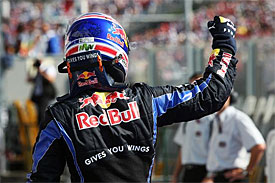 Mark Webber, Red Bull, Hungarian GP