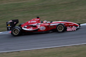 Narain Karthikeyan, PSV Eindhoven, Brands Hatch 2010