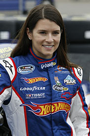 Danica Patrick, Michigan, 2010