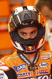 Dani Pedrosa, 2010