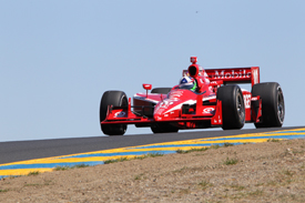 Dario Franchitti, Ganassi, Sears Point