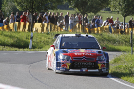 Sebastien Loeb, Citroen, Germany 2010