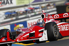 Scott Dixon, Ganassi, Sears Point