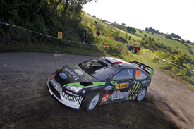 Ken Block, Monster Ford, Germany 2010