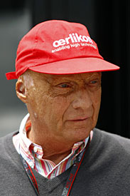 Niki Lauda, 2010