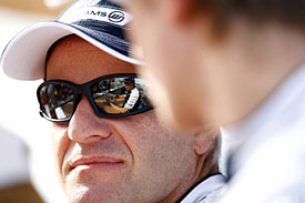 Rubens Barrichello, Williams, 2010