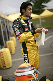 Ho-Pin Tung, Renault, 2010