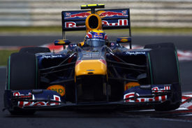 Mark Webber, Red Bull, Hungary 2010