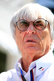 Bernie Ecclestone, 2010