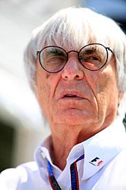 Bernie Ecclestone, 2010