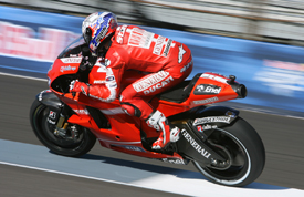 Casey Stoner, Ducati, Indianapolis 2010