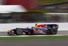 Mark Webber, Red Bull, Spa 2010