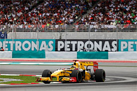 The Malaysian GP