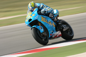 Loris Capirossi, Suzuki, Misano