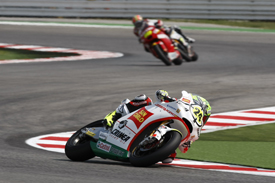 elias wins as crash mars moto2 race moto2 news. Black Bedroom Furniture Sets. Home Design Ideas